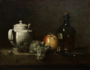 """Still life is the best way of experimenting"""