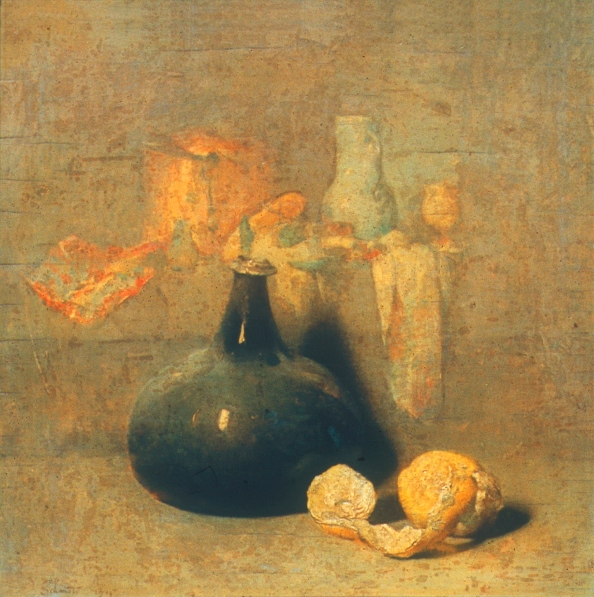 CSF - Orange Still Life
