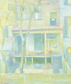 Townhouse - Carl Schmitt