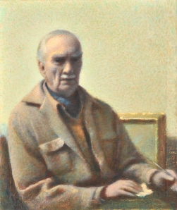 Self-portrait, c. 1965 (CSF11004 - NEW)