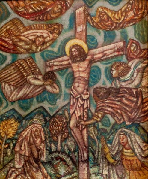 Crucifixion - from Kathy Grim