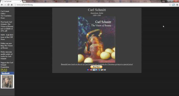 carlschmitt_org - screen capture with browser