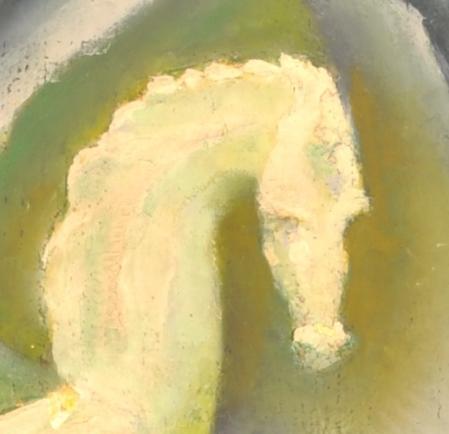 CSF12304 - NEW - detail of unicorn