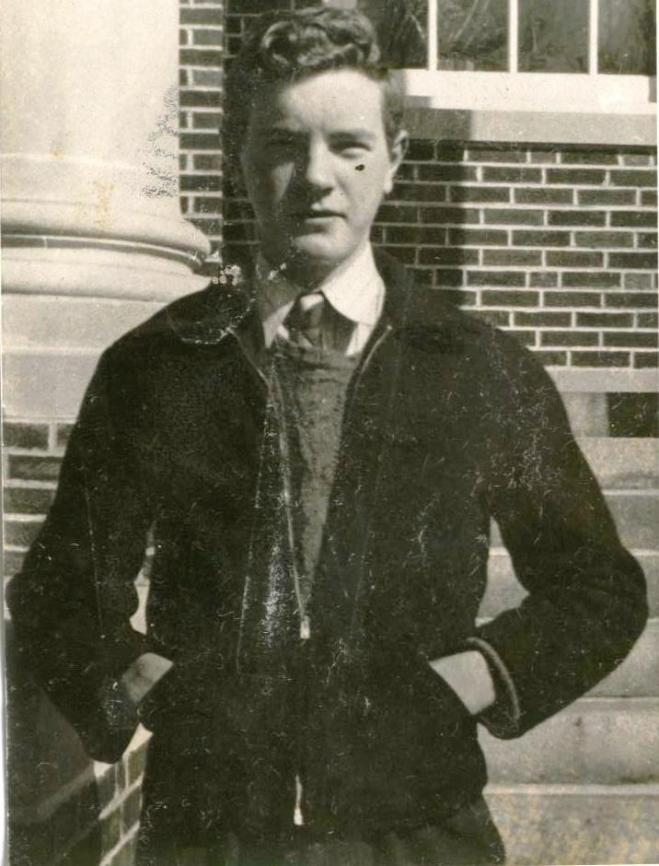 David Tod Schmitt, 1924-2014
