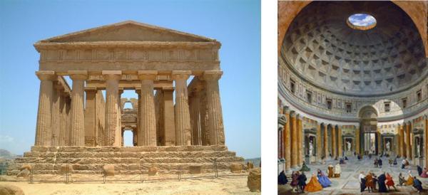 Greek Temple - Pantheon 2