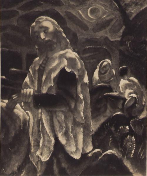 Gethsemane - NO BORDER