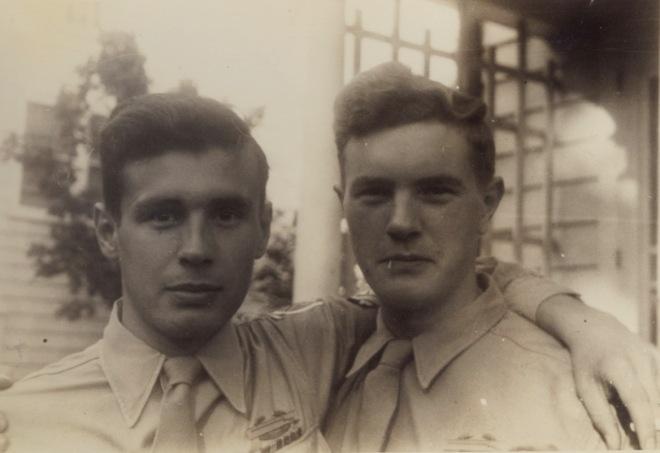 Peter and David Schmitt