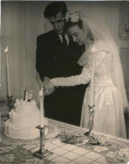 Peter and Jane Schmitt wedding